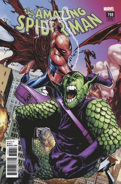 Amazing Spider-Man #798 » Download Free CBR, CBZ Comics, 0 ...