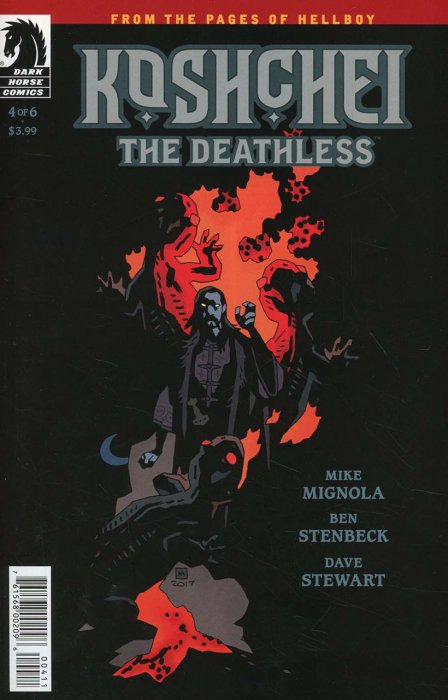 Koshchei the Deathless #4