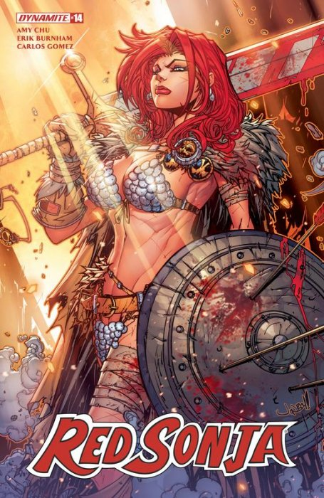 Red Sonja Vol.4 #14