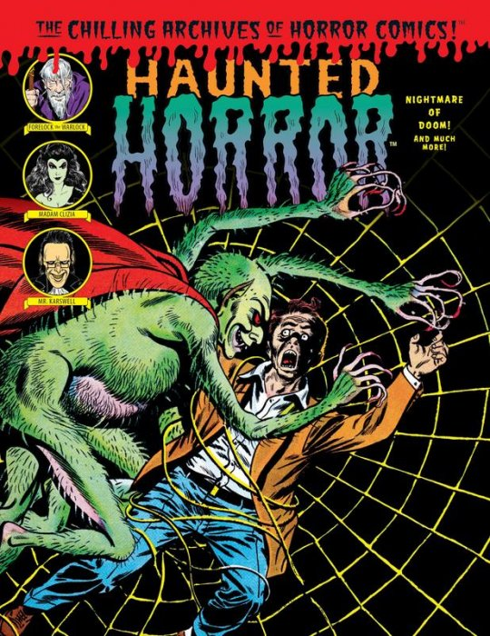 Haunted Horror Vol.6 - Nightmare of Doom! And Much, Much More
