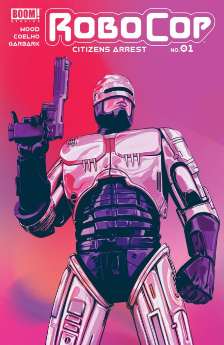 Robocop - Citizens Arrest #1