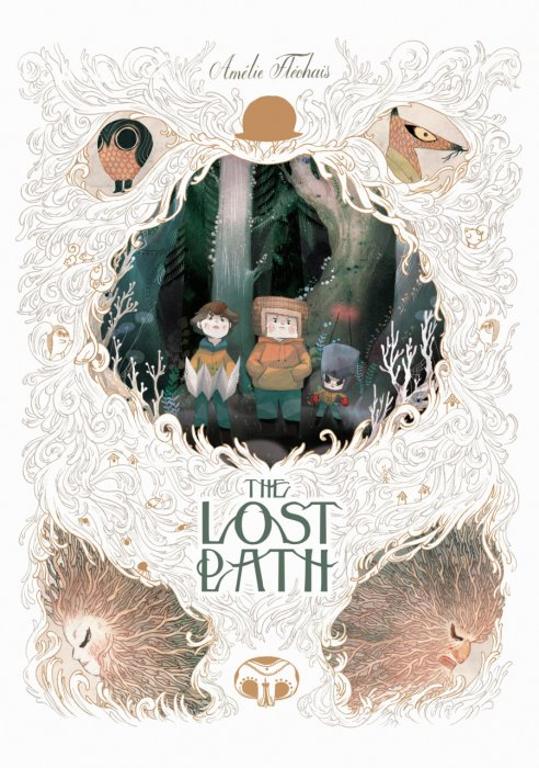 The Lost Path #1 - HC
