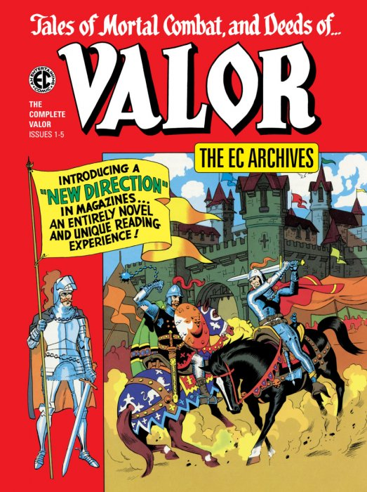 The EC Archives - Valor #1 - HC