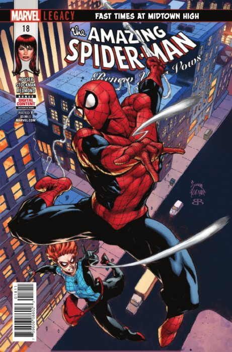 Amazing Spider-Man - Renew Your Vows #18