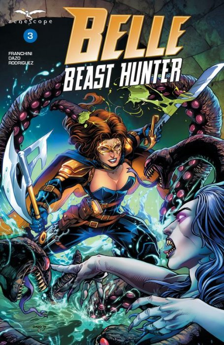 Belle - Beast Hunter #3