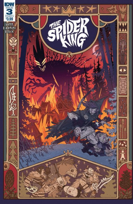 The Spider King #3