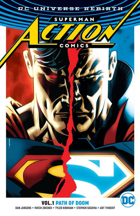 Superman - Action Comics Vol.1-9 Complete