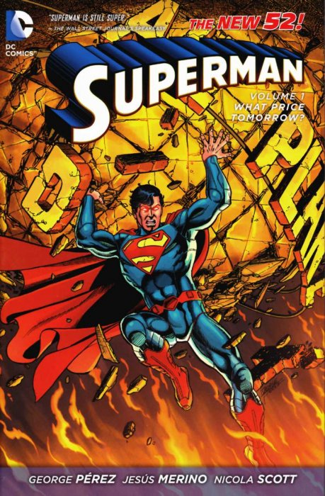 Superman Vol.1 - What Price Tomorrow