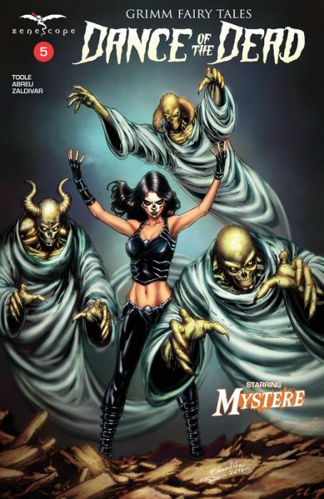 Grimm Fairy Tales - Dance of the Dead #5