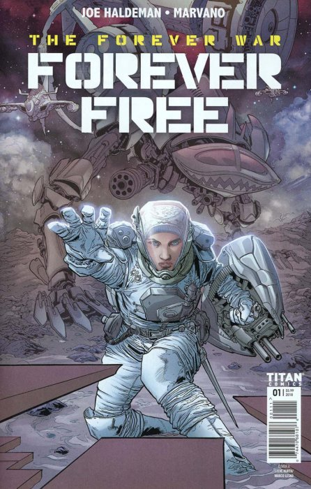 The Forever War - Forever Free #1