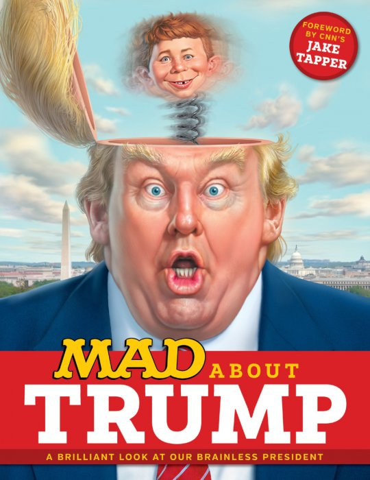 MAD About Trump #1