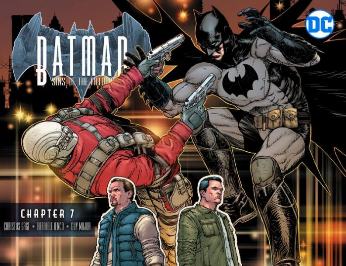 Batman - Sins of the Father #7