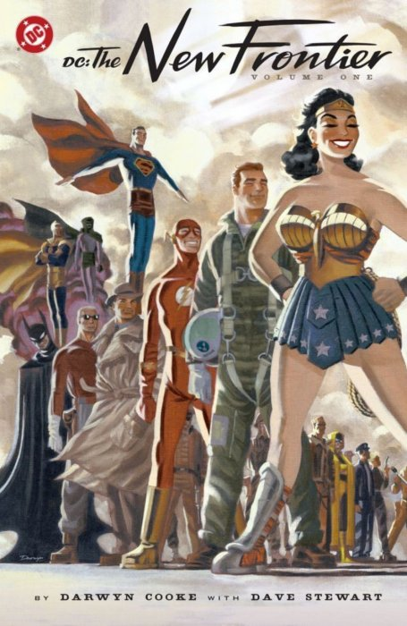 DC - The New Frontier Vol.1