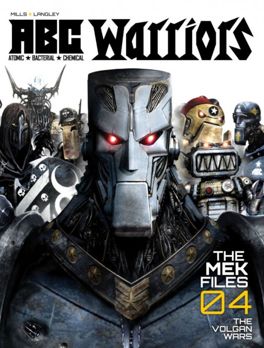 ABC Warriors - The Mek Files Vol.4 - The Volgan Wars