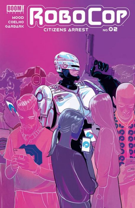 Robocop - Citizens Arrest #2