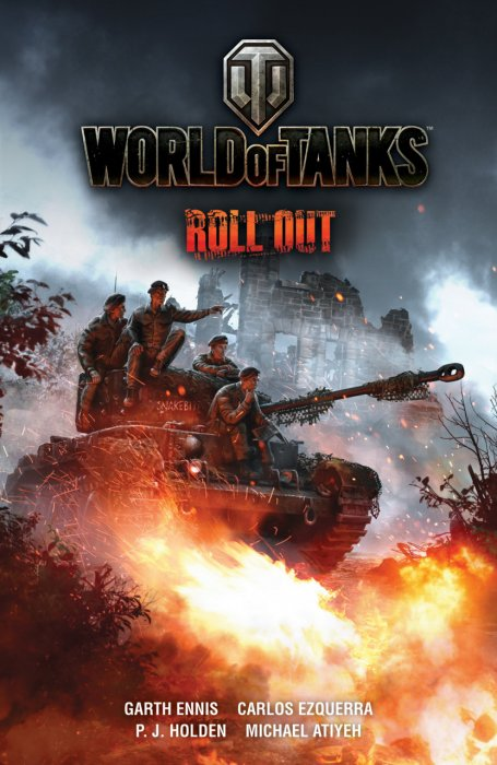 World of Tanks - Roll Out #1 - TPB