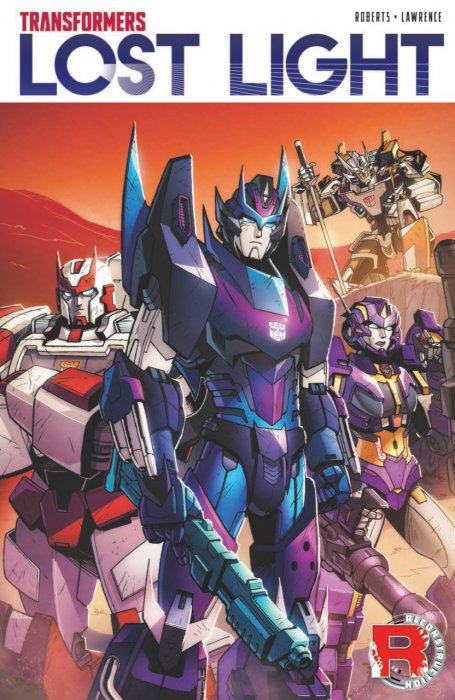 The Transformers - Lost Light Vol.1
