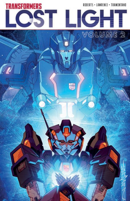 The Transformers - Lost Light Vol.2