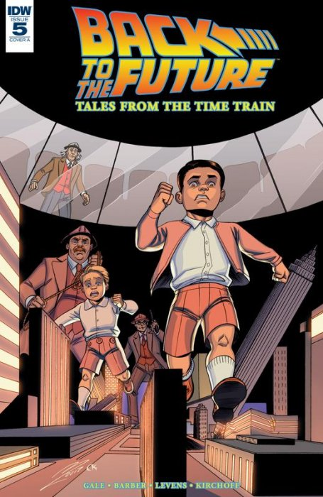 Back to the Future - Tales from the Time Train #5