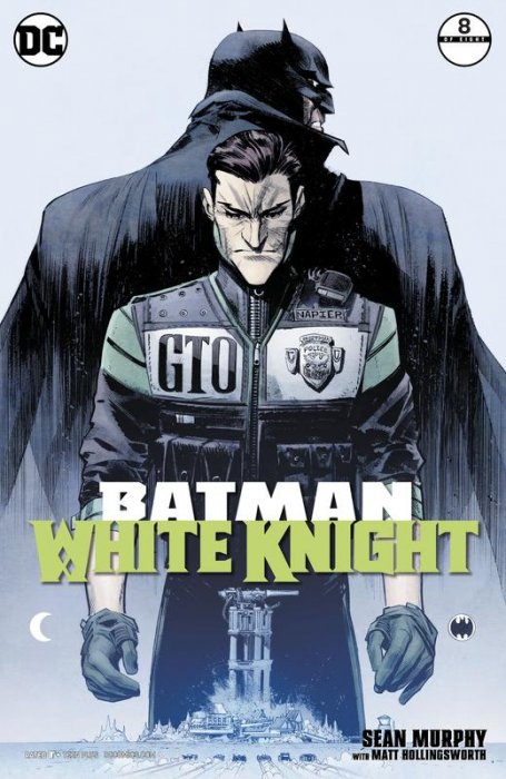 Batman - White Knight #8