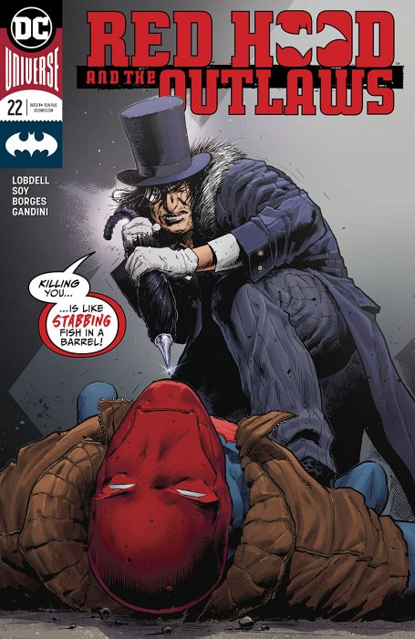 Red Hood and the Outlaws #22