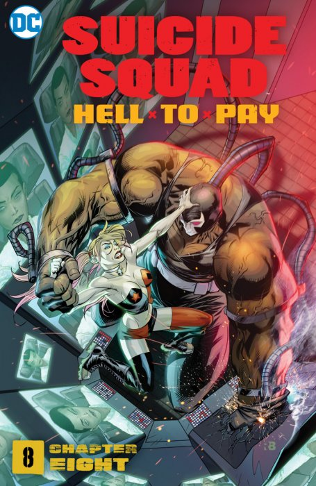 Suicide Squad - Hell to Pay #8
