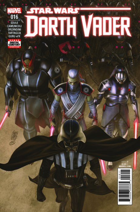 Star Wars - Darth Vader #16