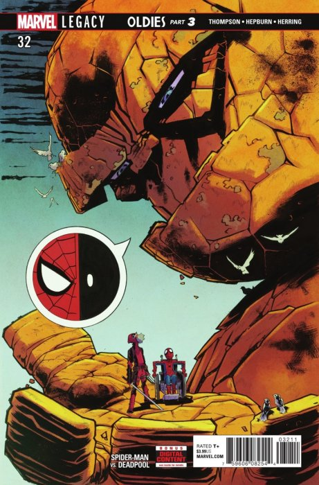 Spider-Man - Deadpool #32