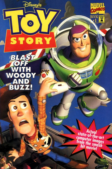 Disney's Toy Story #1-2 Complete