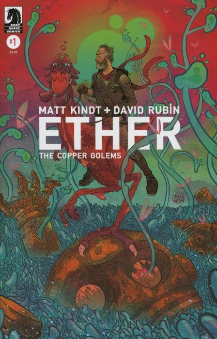 Ether #1 - The Copper Golems