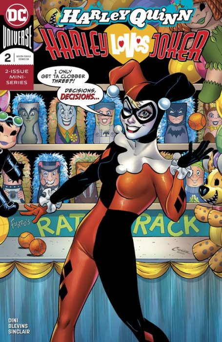 Harley Quinn - Harley Loves Joker #2