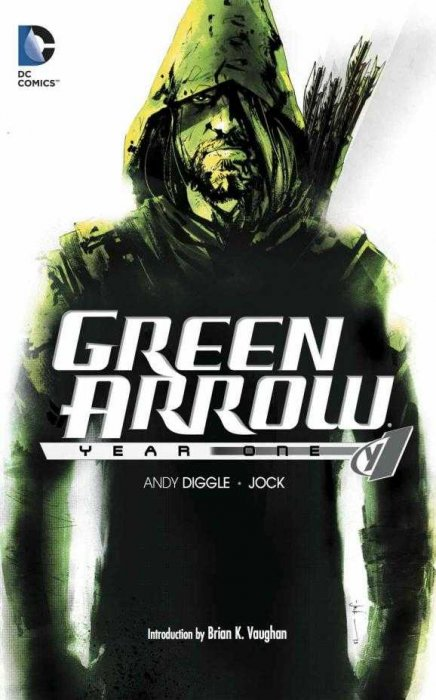 Green Arrow - Year One #1 - TPB