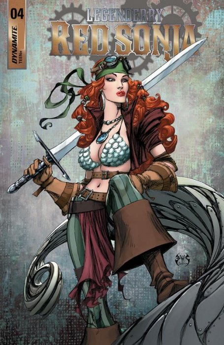 Legenderry - Red Sonja #4