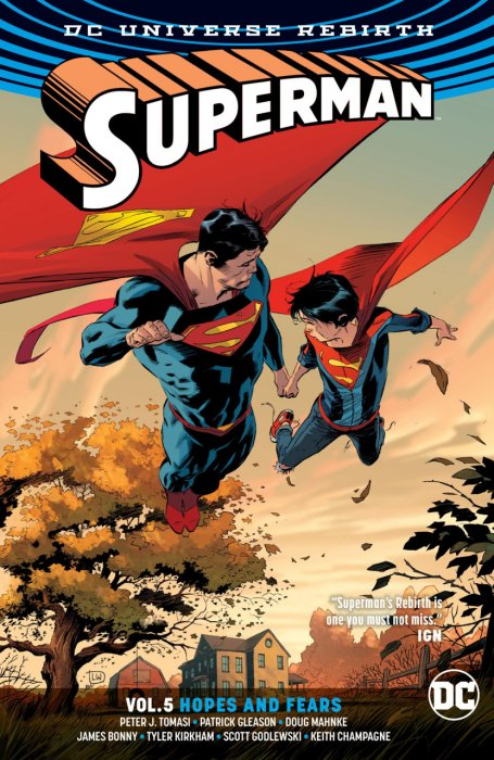 Superman Vol.5 - Hopes and Fears