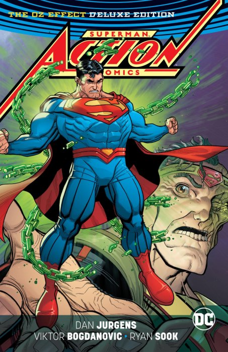 Superman - Action Comics - The Oz Effect - Deluxe Edition #1 - HC