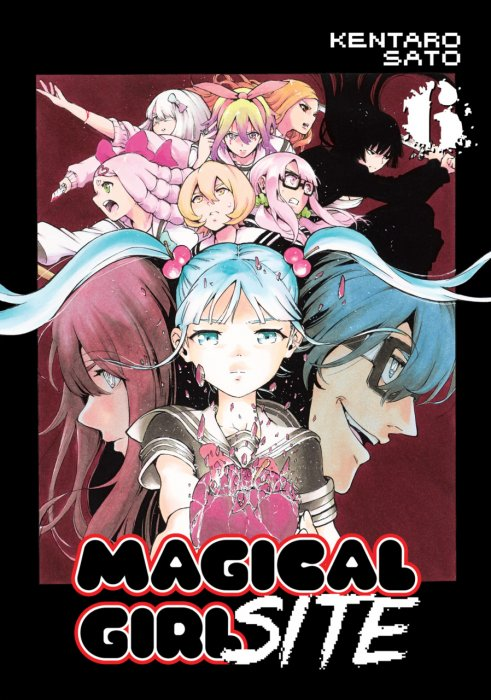 Magical Girl Site Vol.6