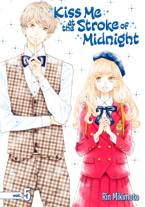 Kiss Me At the Stroke of Midnight Vol.5