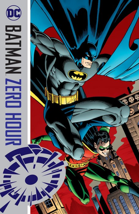 Batman - Zero Hour #1 - TPB