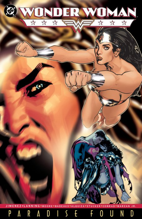 Wonder Woman - Paradise Found #1 - TPB