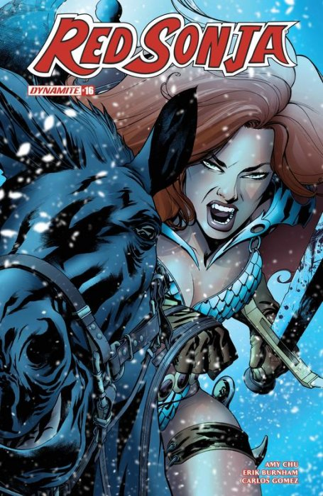 Red Sonja Vol.4 #16