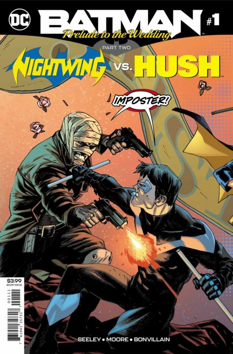 Batman - Prelude to the Wedding - Nightwing vs. Hush #1
