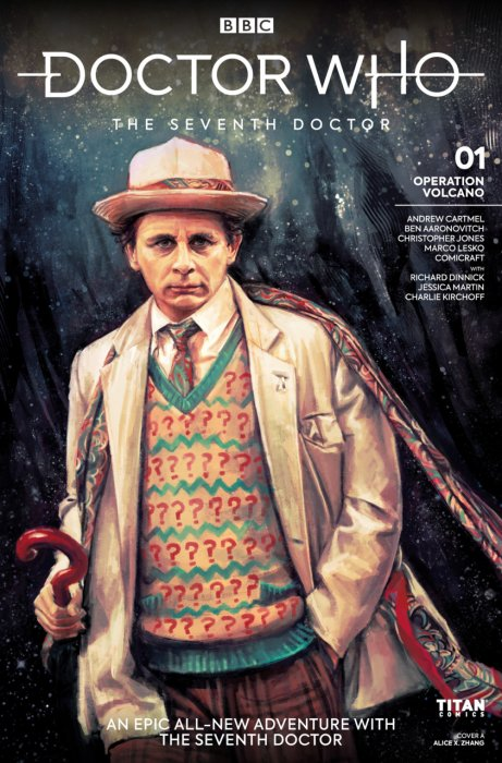 Doctor Who - The Seventh Doctor Operation Volcano #1