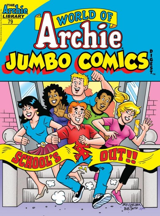 World of Archie Comics Double Digest #79