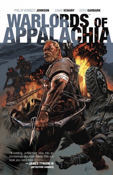 Warlords of Appalachia #1 - TPB