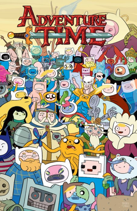 Adventure Time Vol.11