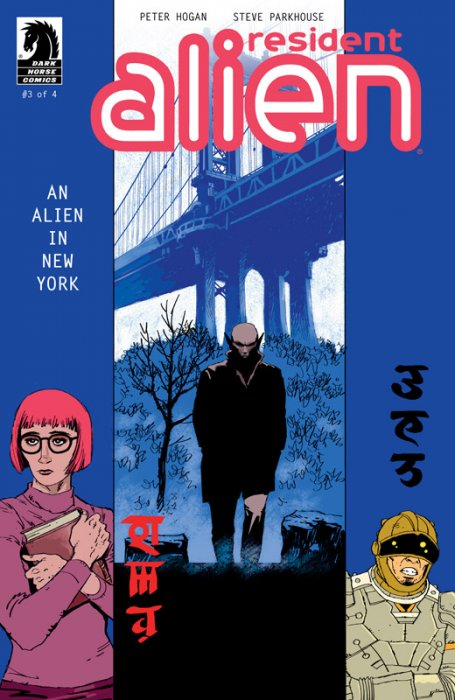 Resident Alien - An Alien in New York #3