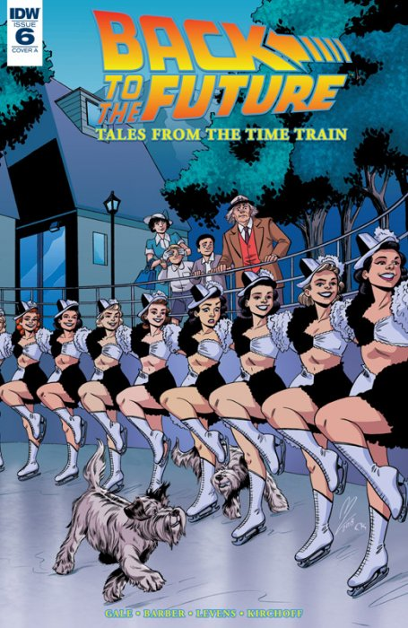 Back to the Future - Tales from the Time Train #6