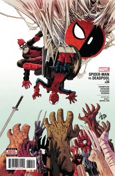 Spider-Man - Deadpool #34