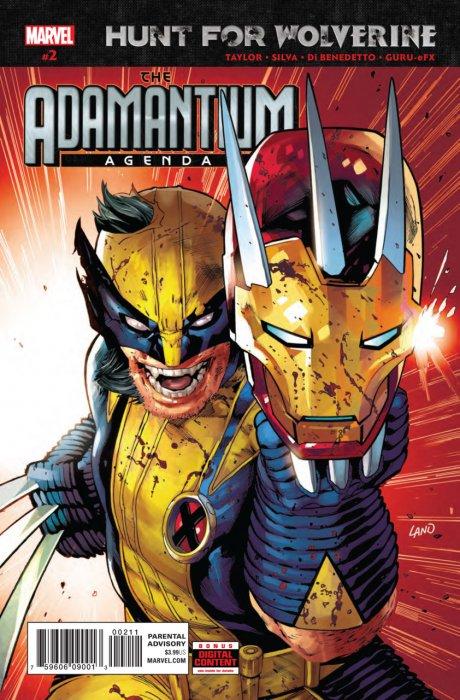 Hunt for Wolverine - Adamantium Agenda #2