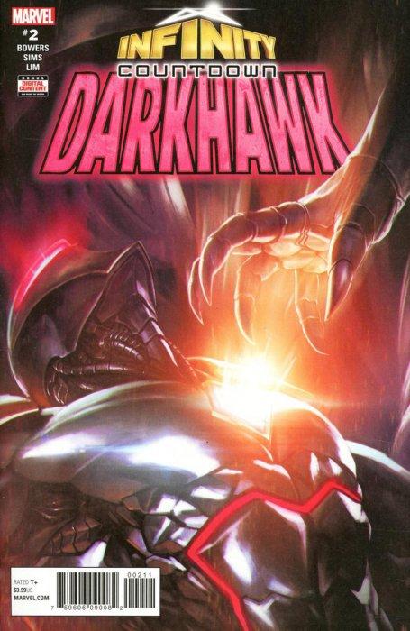 Infinity Countdown - Darkhawk #2